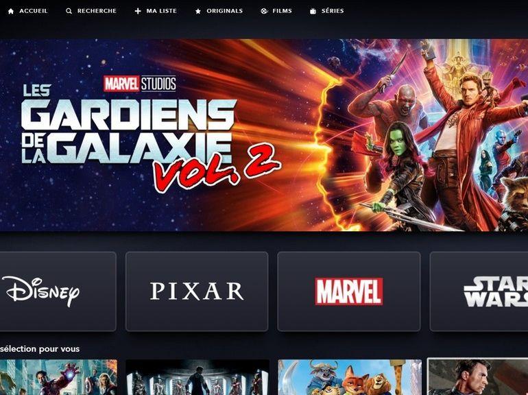 Disney+ revendique 54,5 millions d'abonnés dans le monde