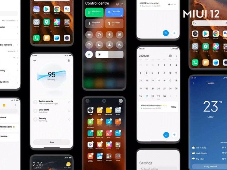 MIUI 12 officiel : nouveau design, protection des données, date de sortie et smartphones compatibles