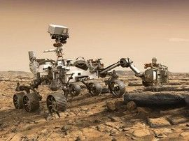 Tout ce qu'il faut savoir sur Perseverance, le rover de la Nasa qui va chercher de la vie sur Mars