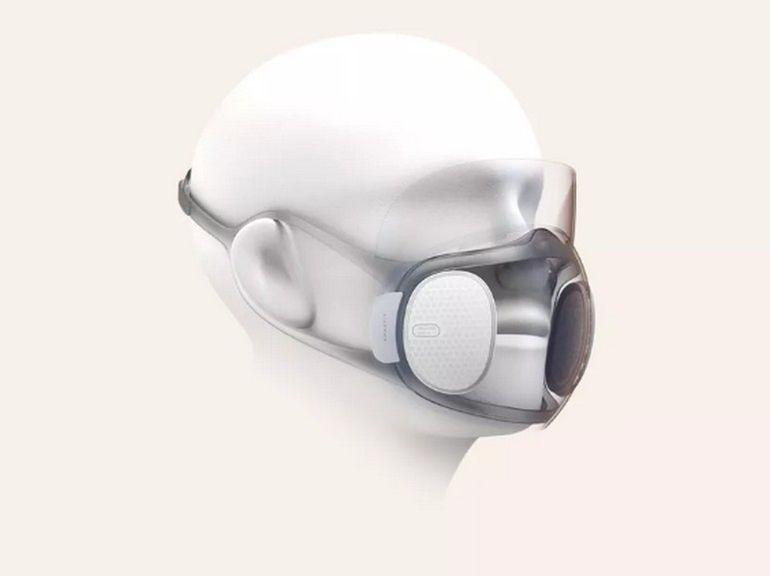Ce masque FFP2 serait auto-désinfectant et compatible avec la reconnaissance faciale