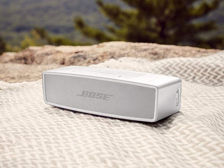 Bon plan : l'enceinte Bluetooth Bose SoundLink Mini 2 est à 119,99€ sur Amazon