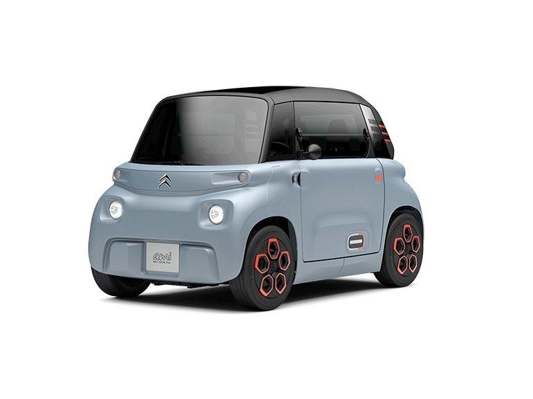 Citroën AMI, la concurrente de la Renault Twizy, est disponible en précommande chez la Fnac et Darty