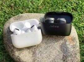 AirPods Pro vs. Jabra Elite 75t : quelle est la meilleure paire d'écouteurs True Wireless ?