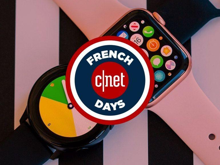 French Days 2020 : les top des offres côté montres et bracelets connectés ce week-end