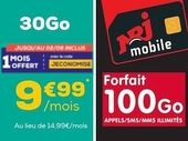 Forfait mobile : quelle offre à moins de 10€ choisir actuellement ?