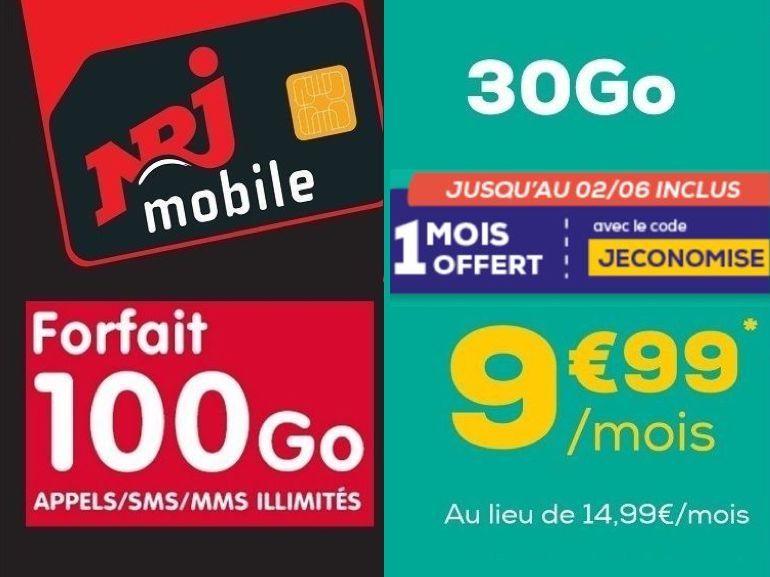Forfait mobile à 10€ (et moins) lequel choisir ?