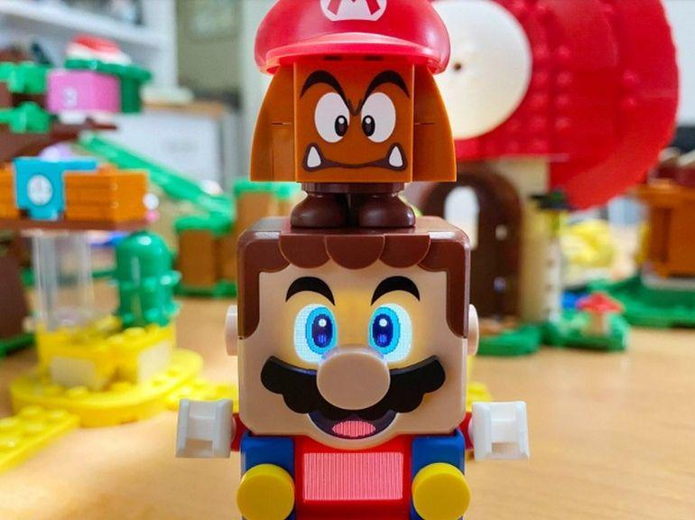 Lego Super Mario : on a essayé le Super Mario Maker en vrai