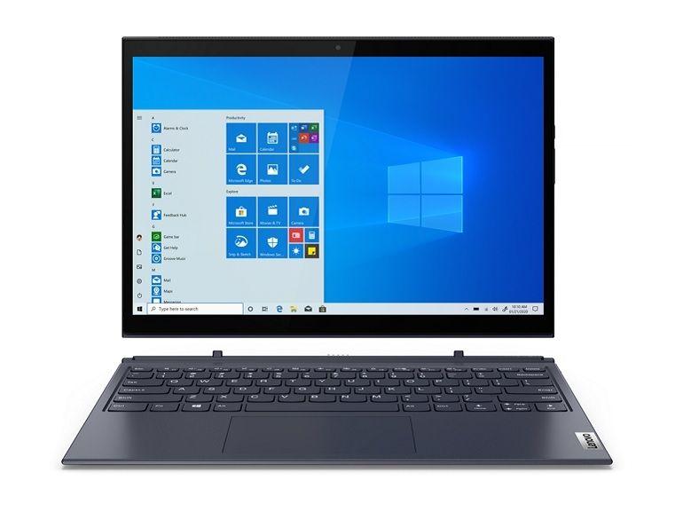 Lenovo dévoile deux nouveaux PC hybrides 2-en-1 et une tablette sous Android