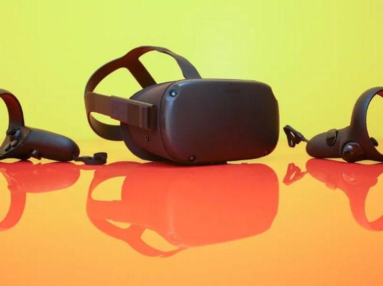 Facebook plancherait sur un Oculus Quest plus compact et plus leger