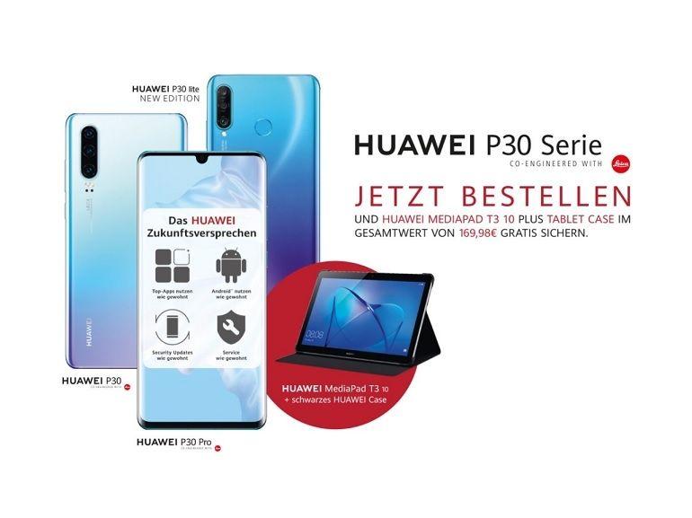 """Huawei prépare une """"nouvelle"""" version du P30 Pro, toujours avec les services Google"""