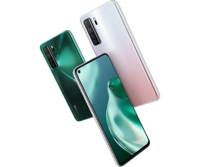 Huawei P40 Lite 5G : un milieu de gamme compatible 5G bien équipé, mais sans Google