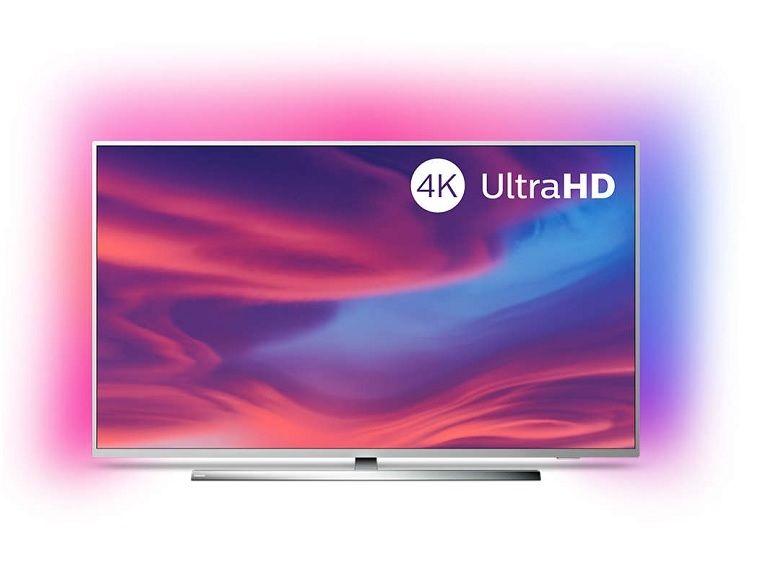 """Bon plan : le téléviseur Philips """"The One"""" 165 cm (4K) est à 699,99€ au lieu de 999 chez la Fnac"""
