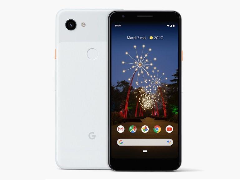 Google Pixel 4a : le prix apparaît chez des revendeurs français