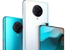 Poco F2 Pro : un Snapdragon 865, de la 5G, pas d'encoche et cinq caméras pour moins de 600 euros
