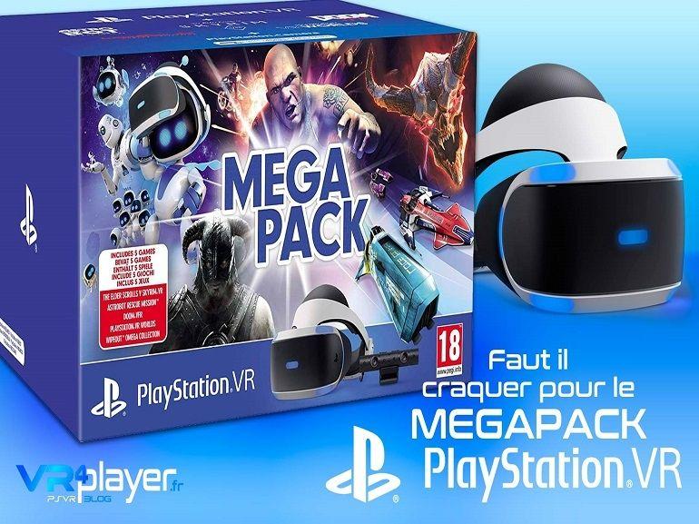 Bon plan : le méga pack PSVR (+ 5 jeux) à prix cassé chez Boulanger