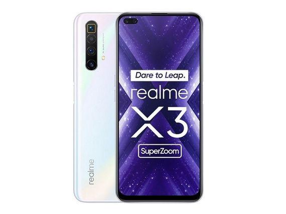 Realme X3 SuperZoom : un nouveau milieu de gamme ambitieux en approche ?