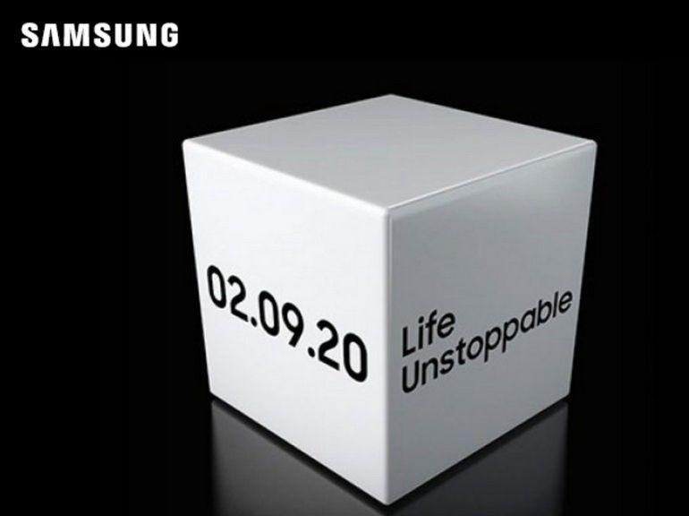 Samsung Life Unstoppable : les annonces IFA remplacées par une conférence virtuelle