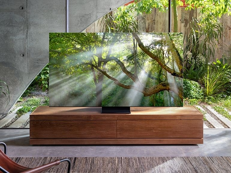 8 bonnes raisons de choisir un téléviseur QLED Samsung