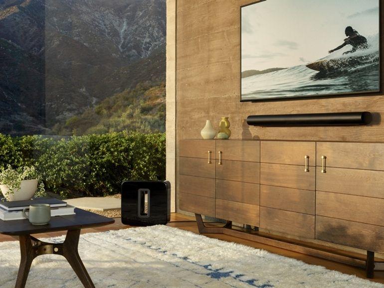 Sonos Arc : la barre de son Dolby Atmos que l'on attendait ?