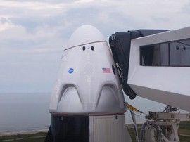 SpaceX reporte le lancement de la mission Demo-2 à samedi à cause de la météo