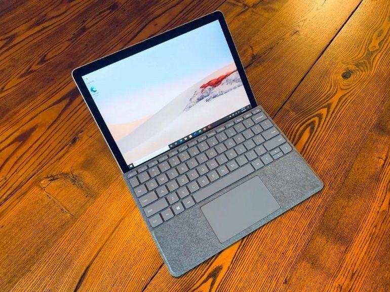 Microsoft Surface Go 2 : la prise en main