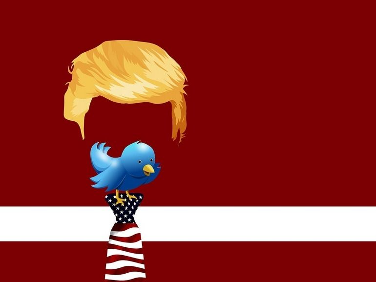 Twitter vs Trump : un nouveau tweet du président américain masqué pour « comportement inapproprié »