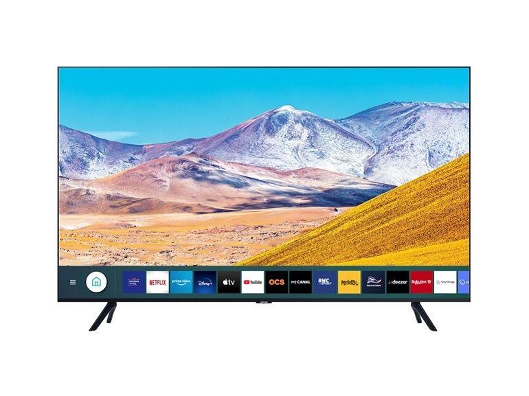 Que vaut la nouvelle offre SFR qui associe une box internet et un téléviseur 4K Samsung ?