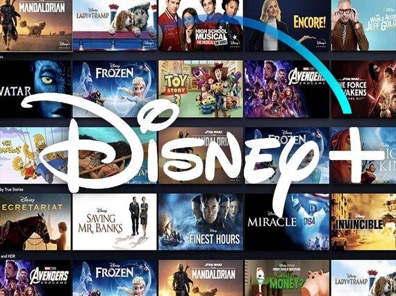 Nouveautés du catalogue Disney+