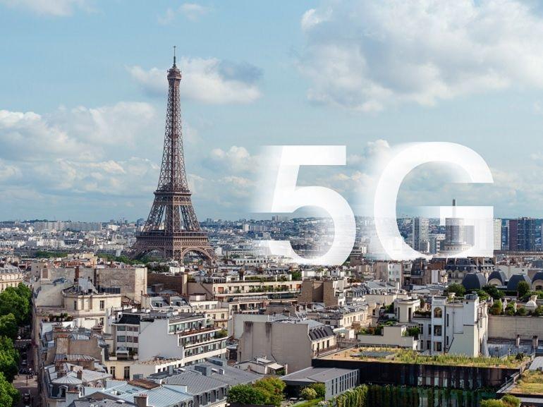 La 5G arrive à Paris : un accord trouvé avec les différents opérateurs
