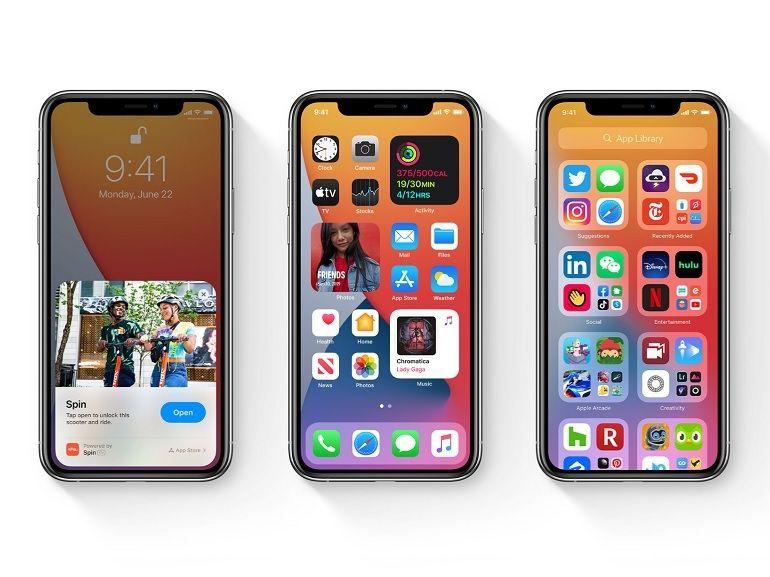 iOS 14 ne vous force pas à changer radicalement d'interface