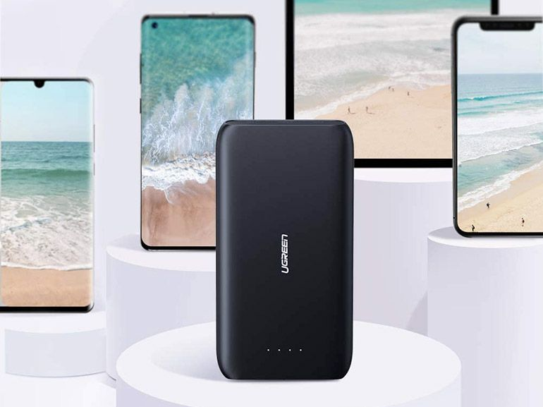 Bon plan : une batterie externe 20000mAh avec Power Delivery à 19,99€