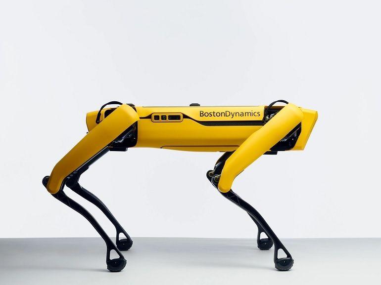 Boston Dynamics annonce la commercialisation de son robot-chien, Spot