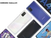 Samsung : le successeur du Galaxy A41 serait compatible 5G