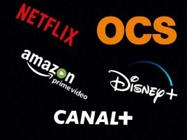 """Netflix, Prime Video, OCS, Disney+ : marre de cumuler ? Comment choisir quelle plateforme de SVoD """"lâcher"""" ?"""