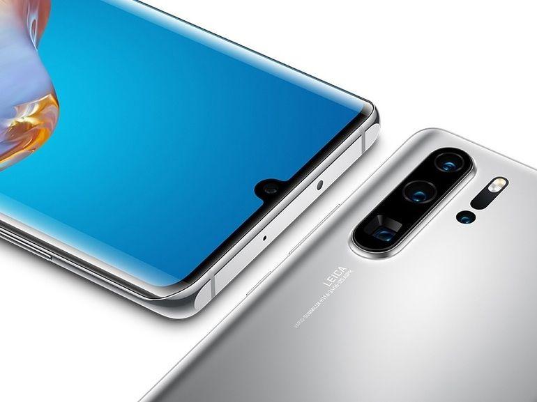 Le Huawei P30 Pro New Edition débarque en France avec les services Google