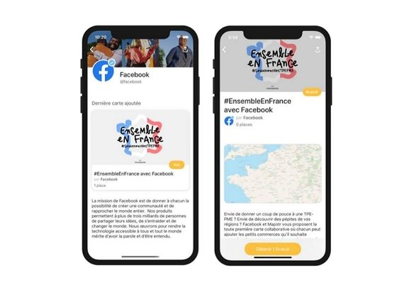Des acteurs du web s'associent pour créer une carte interactive et solidaire du tourisme en France