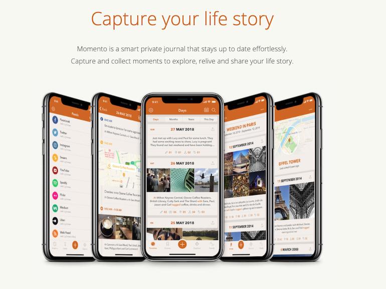 """Journaling, prises de note : ces applications pour """"sauvegarder"""" vos souvenirs"""