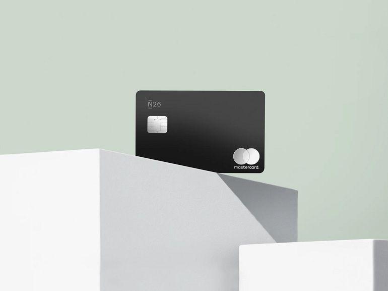 N26 lance un compte bancaire avec un cashback de 0,5% sur chaque achat