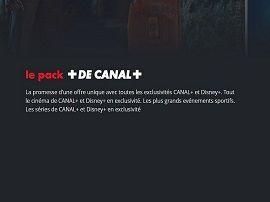 Vente flash (dernier jour) : le pack avec tout Canal+ et Disney+ en promo