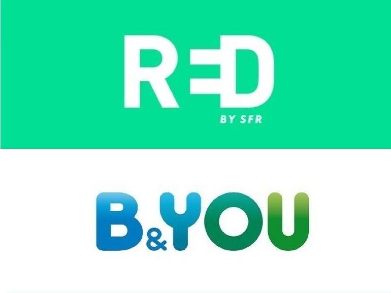 RED by SFR ou B&You : dernier jour pour choisir votre forfait 100 Go à 12 euros