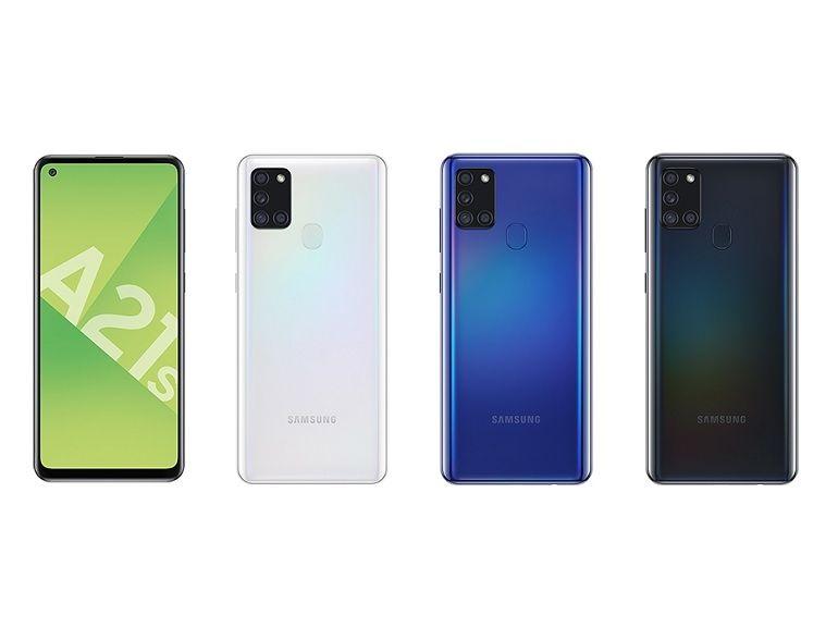 Samsung enrichit son catalogue avec un Galaxy A21s et une version 5G du Galaxy A51