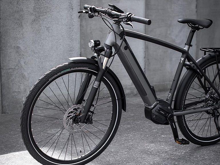 La marque centenaire Triumph annonce son premier vélo électrique