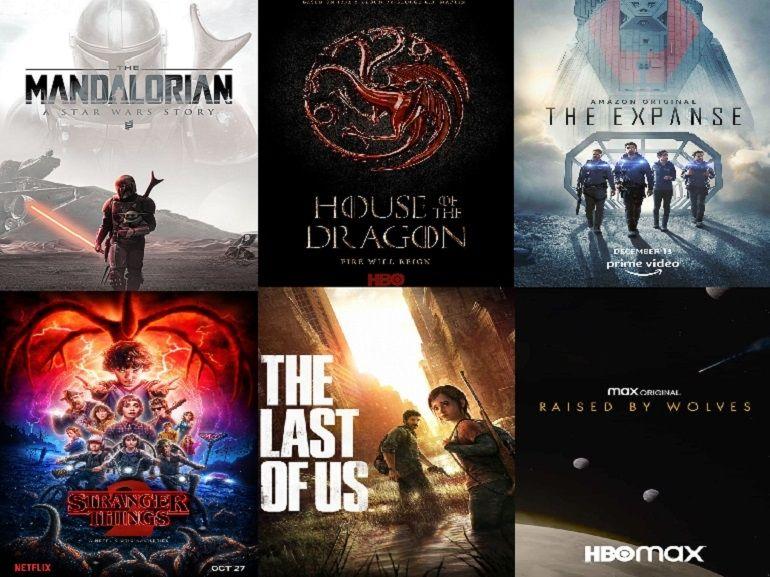 Sur Netflix, Prime Video, OCS... les séries SF et fantastiques les plus attendues