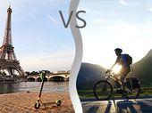 Trottinette VS vélo électrique: comment choisir le meilleur mode de transport pour votre usage ?