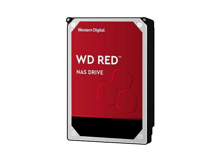 Bon plan : le disque dur Western Digital RED (4 To) à 109,90€, seulement