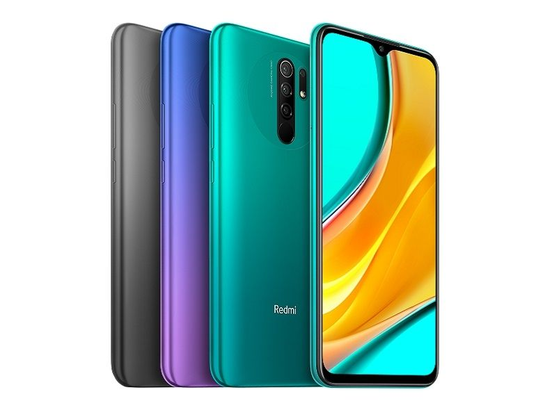 Xiaomi Redmi 9 available in France: complete package for 160 euros