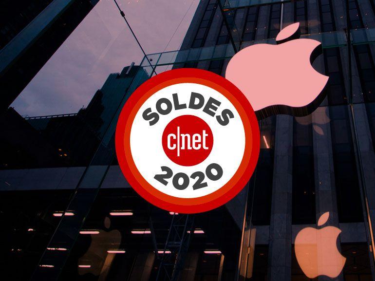 Soldes 2020 Apple : iPhone, iPad, MacBook, Apple Watch et AirPods, les meilleurs bons plans et promos du jour