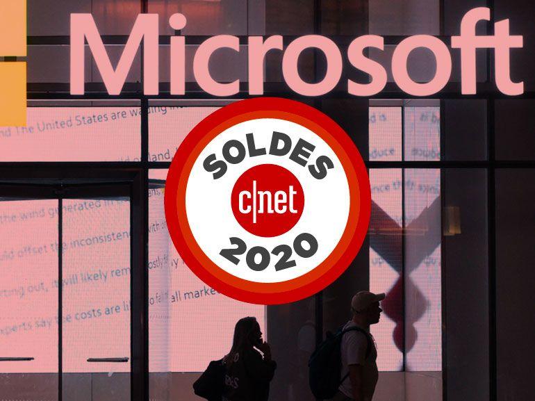 Soldes Microsoft été 2020 : les PC et tablettes Surface à l'honneur