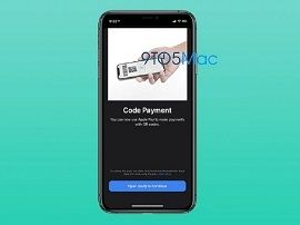 Apple Pay : régler ses achats avec un QR Code pourrait bientôt être possible