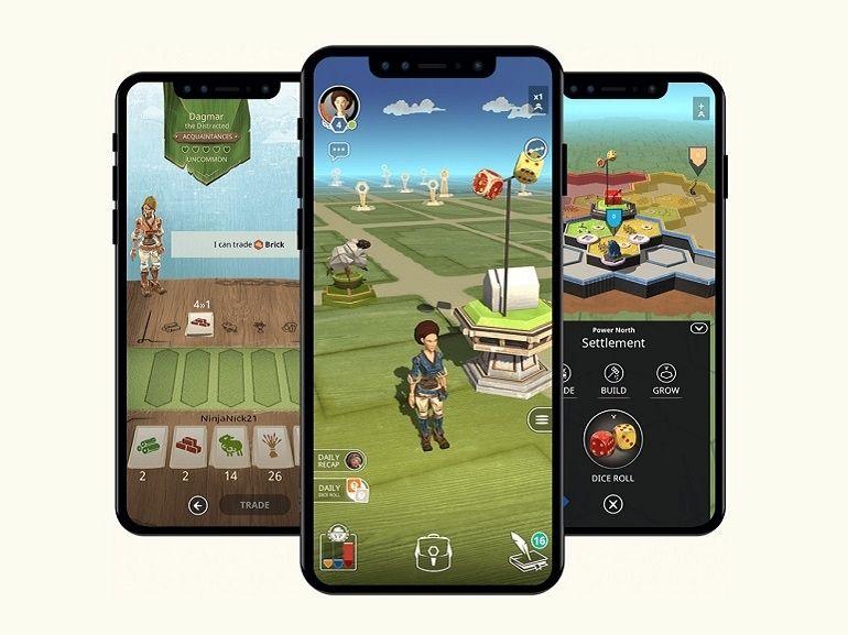 Niantic : après Pokémon Go et d'autres, un nouveau jeu mobile Catan en préparation